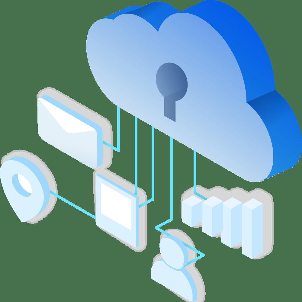 Cloud privé sécurisé