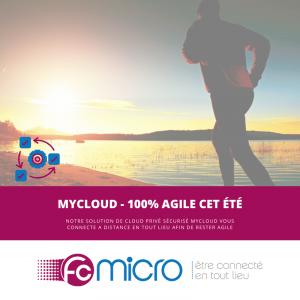 MyCloud - 100 agile cet été