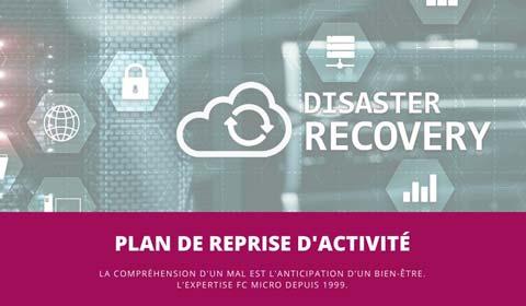 Plan de reprise d'activité – Anticipez le risque IT